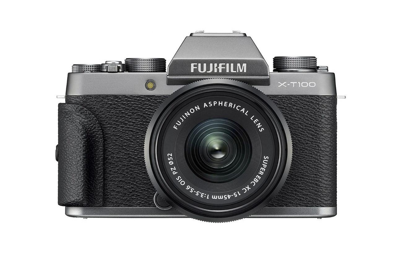 Fujifilm X-T100 + XC15-45mmPZ Appareil Numérique Argent 1