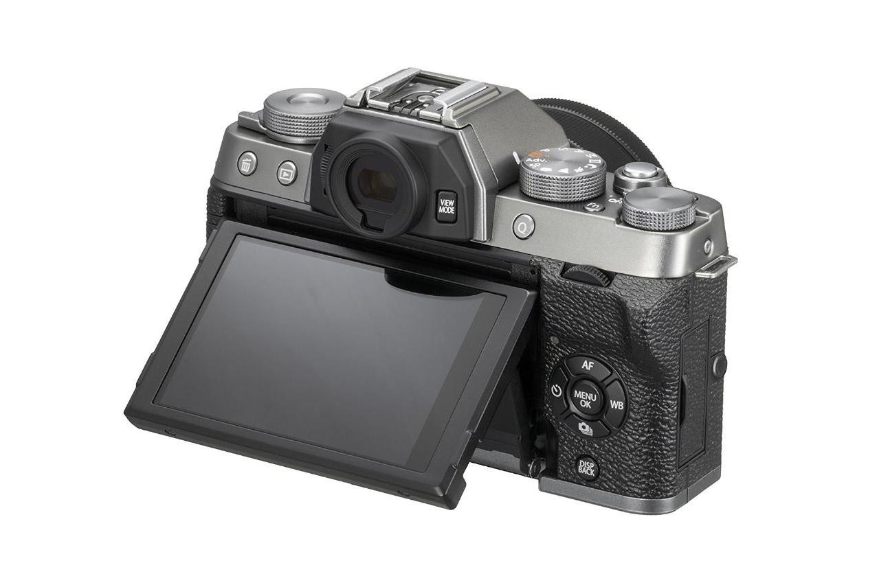 Fujifilm X-T100 + XC15-45mmPZ Appareil Numérique Argent 2