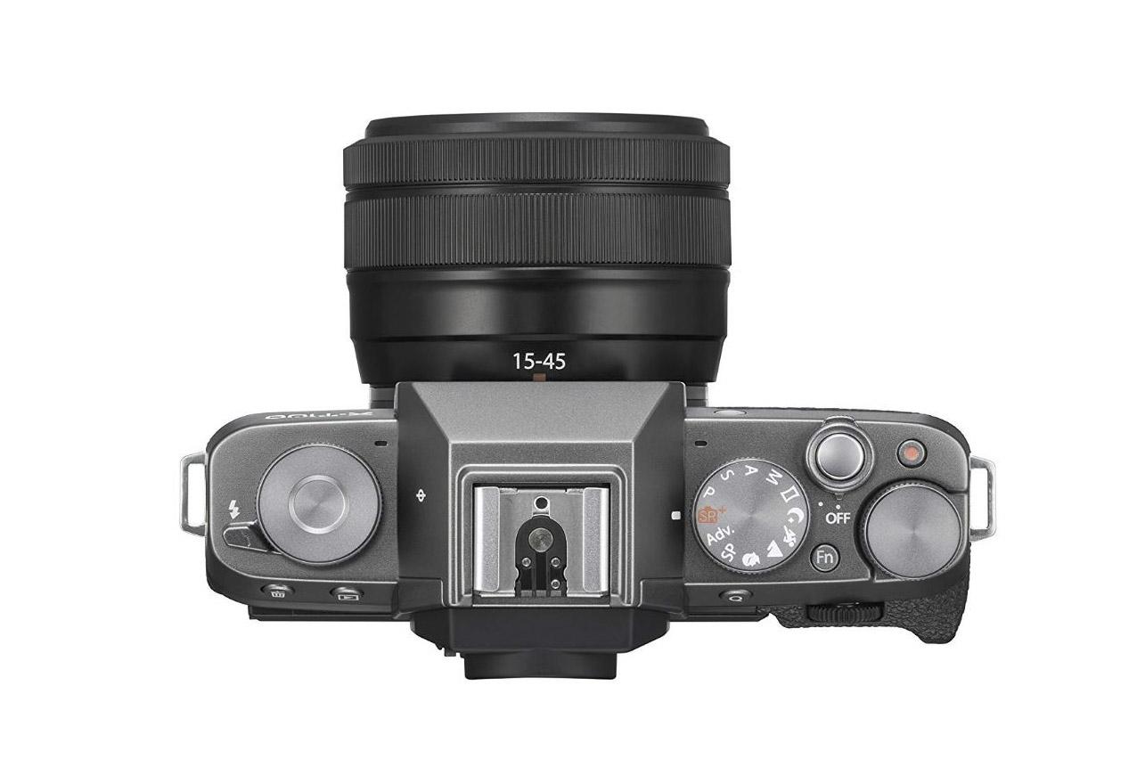 Fujifilm X-T100 + XC15-45mmPZ Appareil Numérique Argent 3