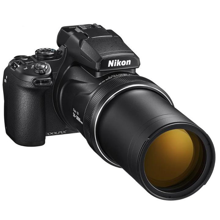 Coolpix P1000 zoom développé