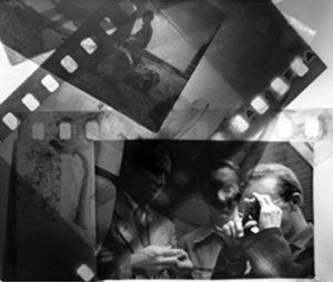 Négatif 24x36 cm Noir et Blanc
