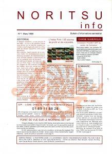 Newsletter Noritsu