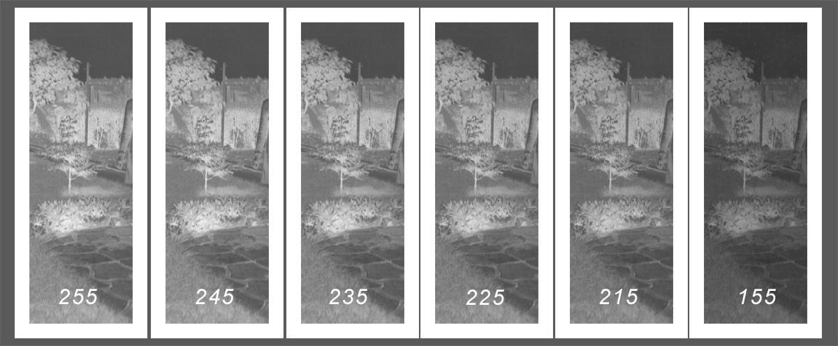paramétrage scanner film avec plusieurs filtres