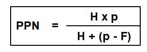Calcul du Ppn