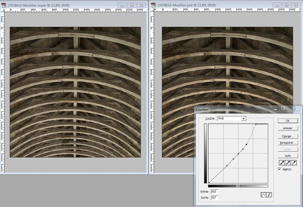 Améliorer les hautes lumières avec Photoshop