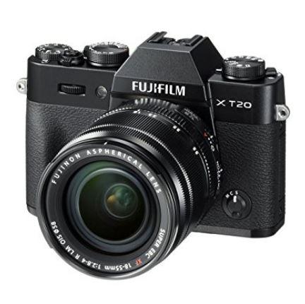 Fujifilm - X-T20