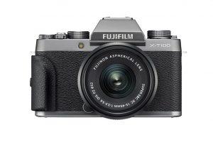 Fujifilm X-T100 + XC15-45mm
