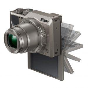 Ecran orientable du Nikon a1000